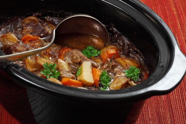 The Best Fix It And Forget It Beef Stew 12 Tomatoes