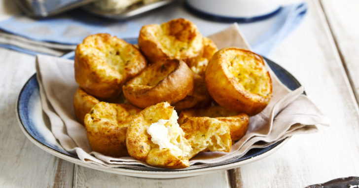 Classic Breakfast Recipe Popovers Without The Pan 12 Tomatoes