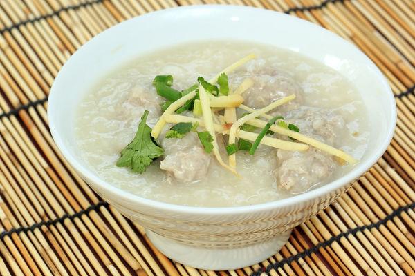 Chinese Rice Porridge Recipe Comforting Chicken Congee 12 Tomatoes