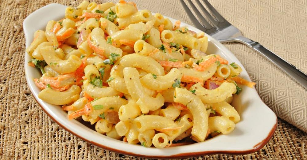 Macaroni Salad Recipe Cheese