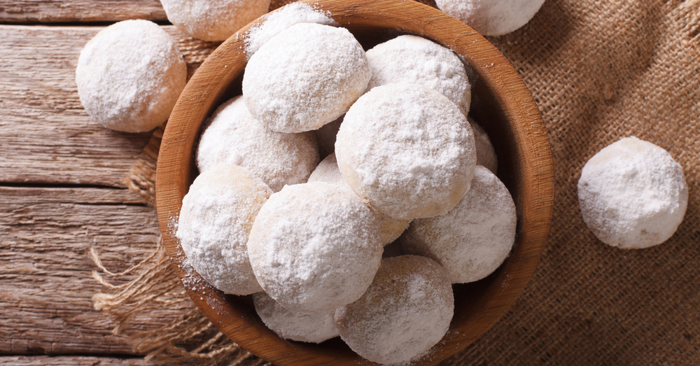 How To Make Mexican Wedding Cookies 12 Tomatoes