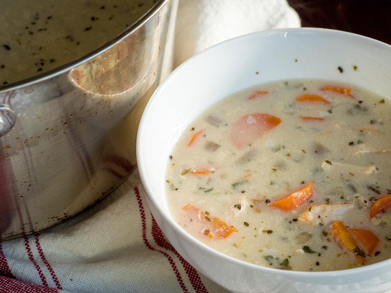 Panera Chicken And Wild Rice Soup Recipe