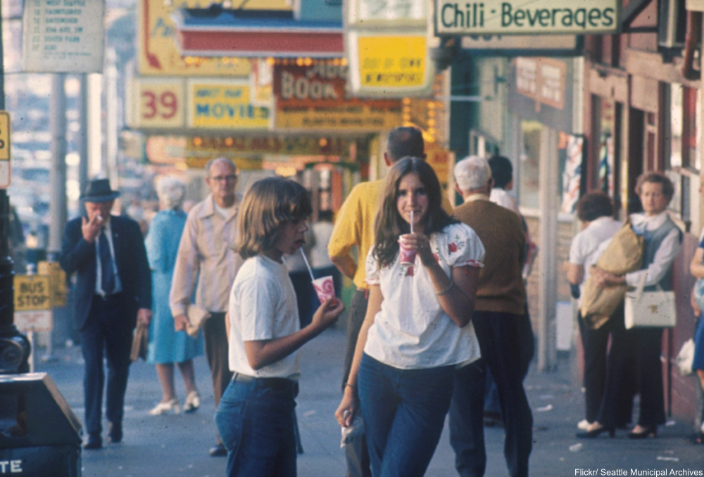 Fashions 1970s Kids Can't Forget