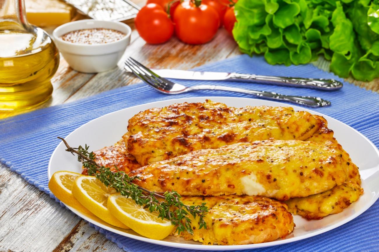 paula deen baked chicken breast