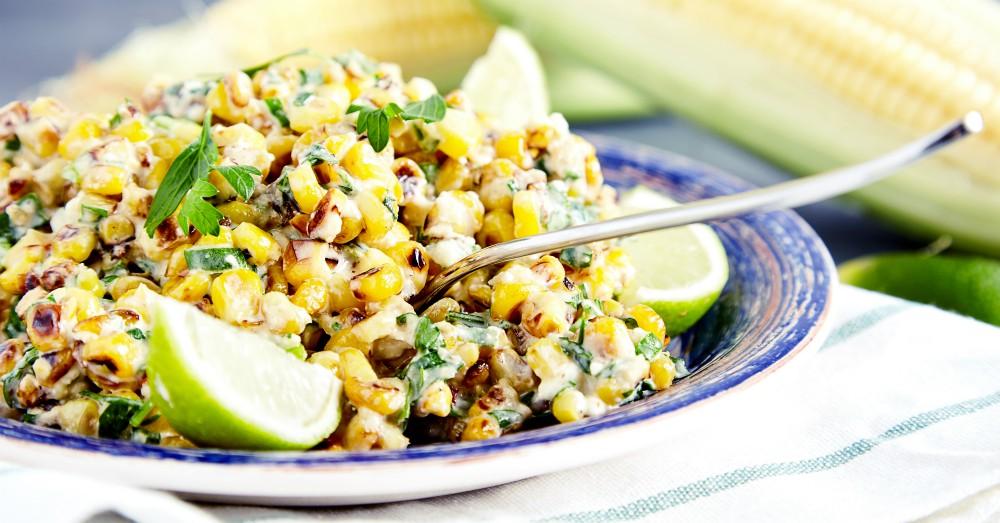 Corn Salad Recipe With Cilantro