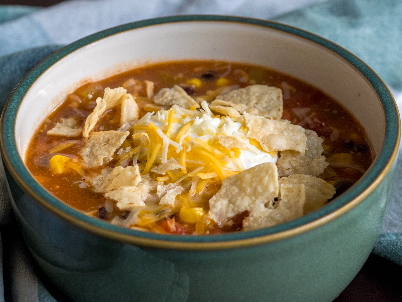 8 Can Chicken Taco Soup 12 Tomatoes