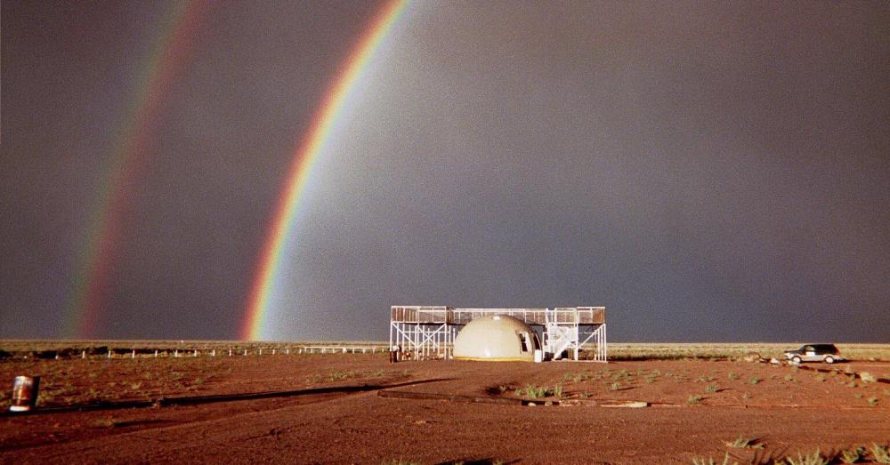 Photo: Facebook/UFO Watchtower