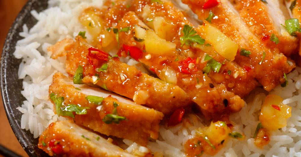 Easy Sweet And Sour Chicken 12 Tomatoes