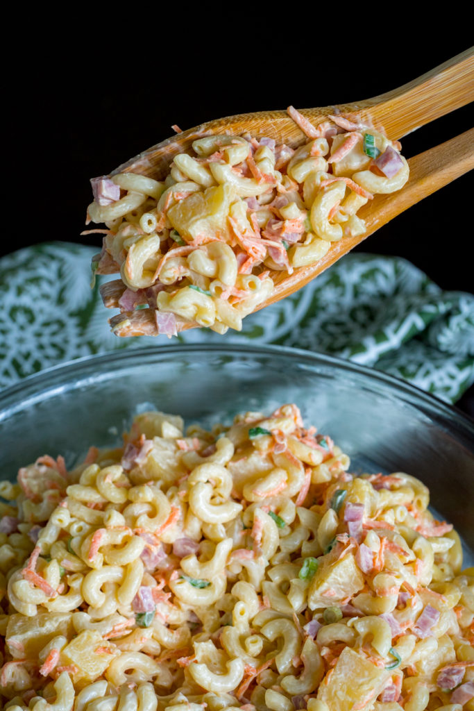 Hawaiian Macaroni Salad Recipe With Pineapple