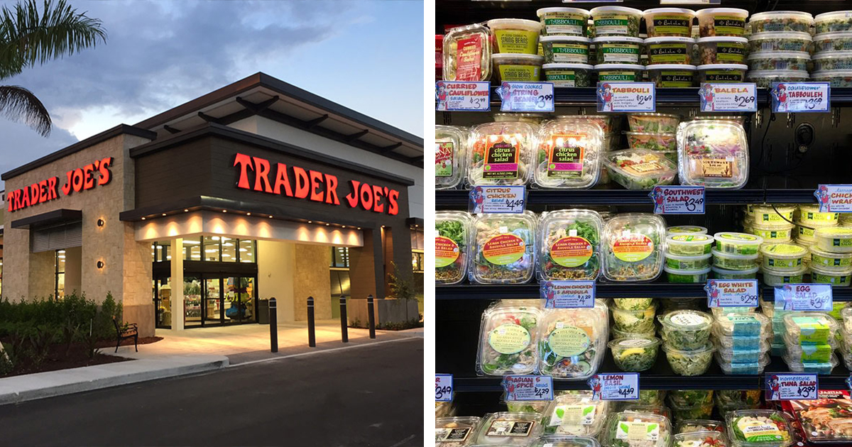 The 10 Best Lunches You Can Get For Under 7 At Trader Joes 12 Tomatoes