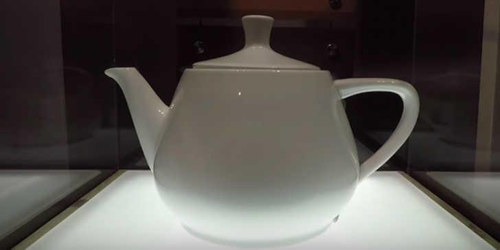 The Most Famous Teapot In The World 12 Tomatoes