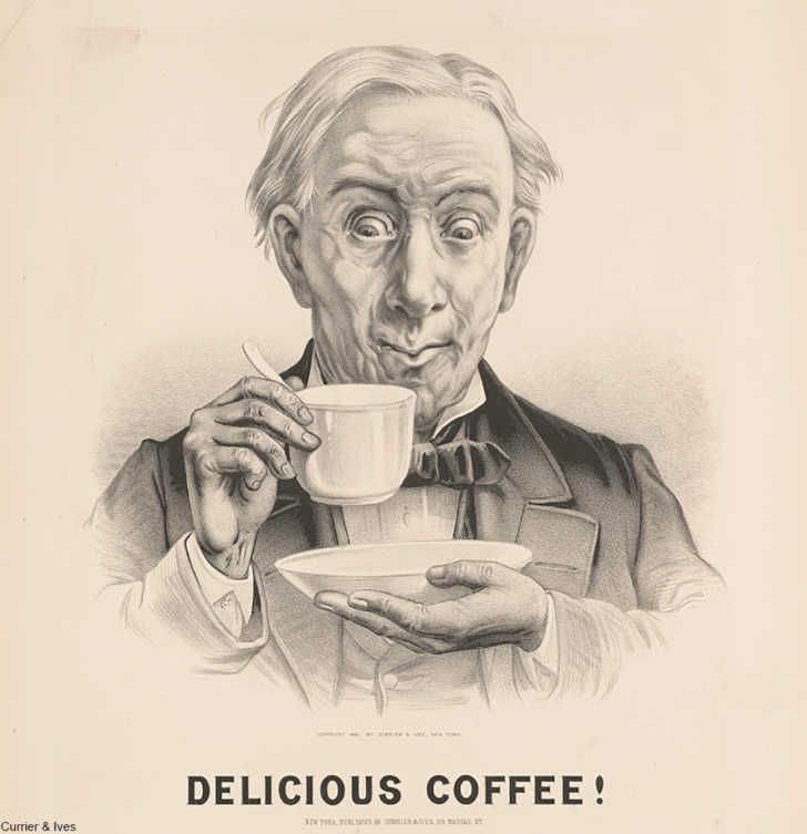 1850s Recipe For How To Make Good Coffee 12 Tomatoes