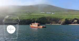 open call for Irish island barista