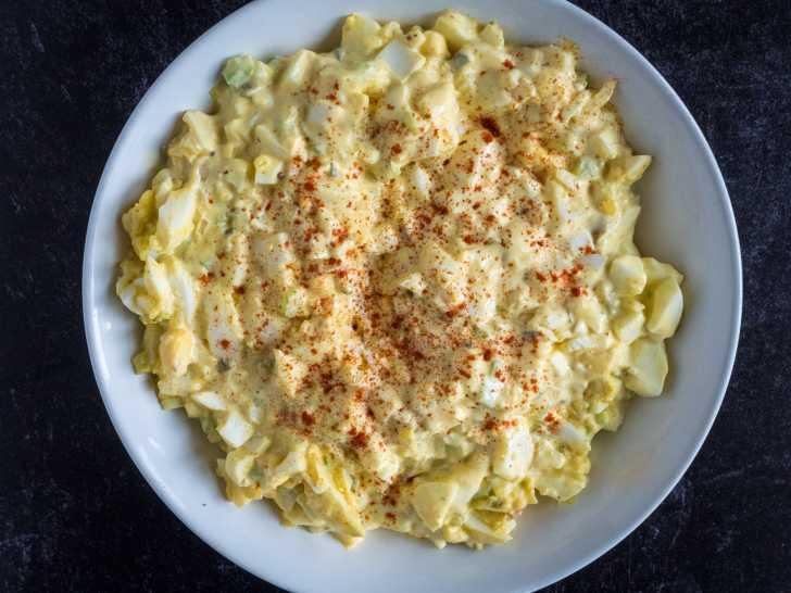 Egg Salad Recipe Pickle Juice