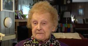 elder who was scammed from her life savings, Barbara Hinckley