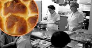 cafeteria lunchroom yeast rolls recipe