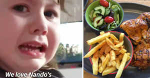4-year-old had major meltdown over not being able to eat out during pandemic
