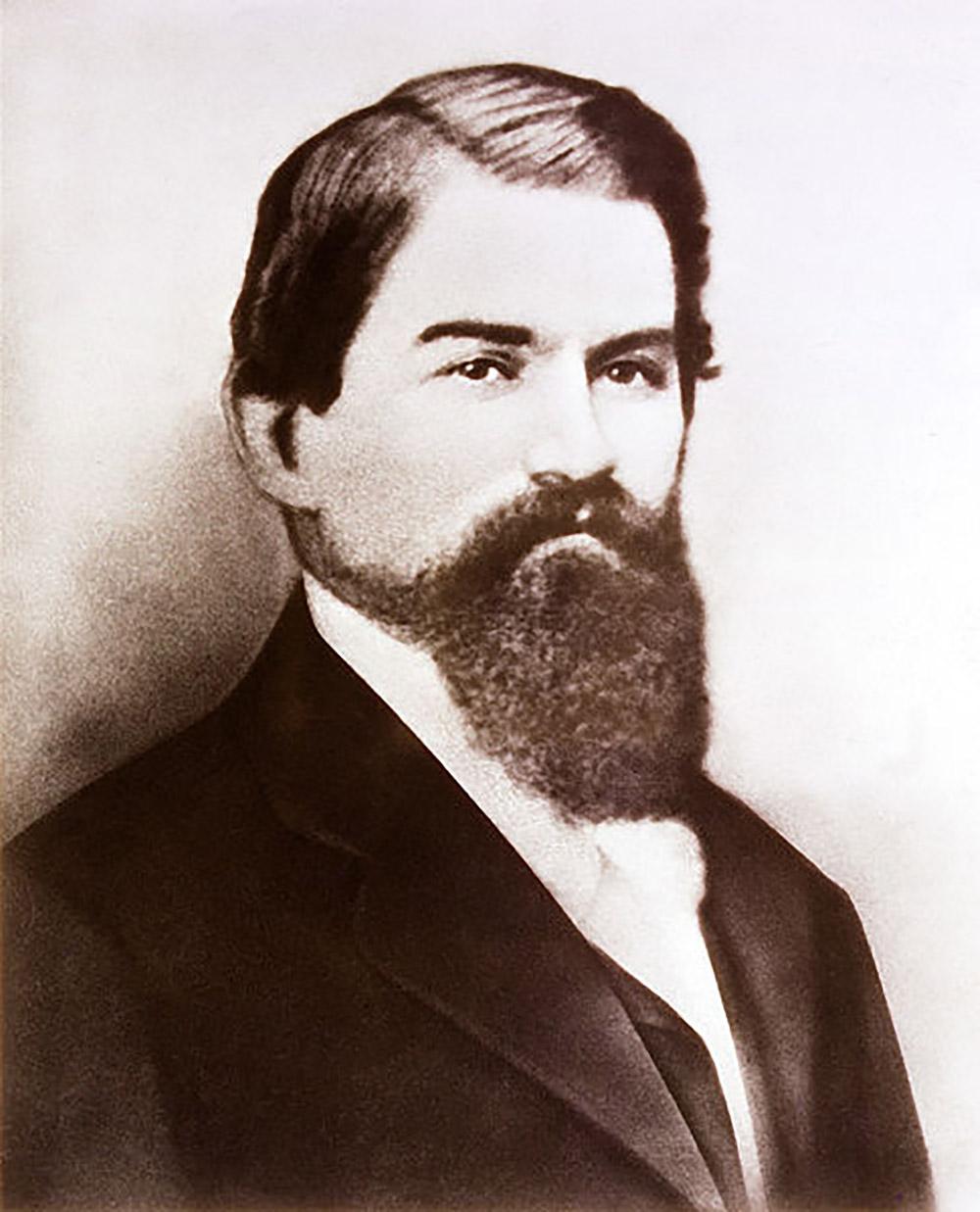 John Stith Pemberton, inventor of Coca-Cola