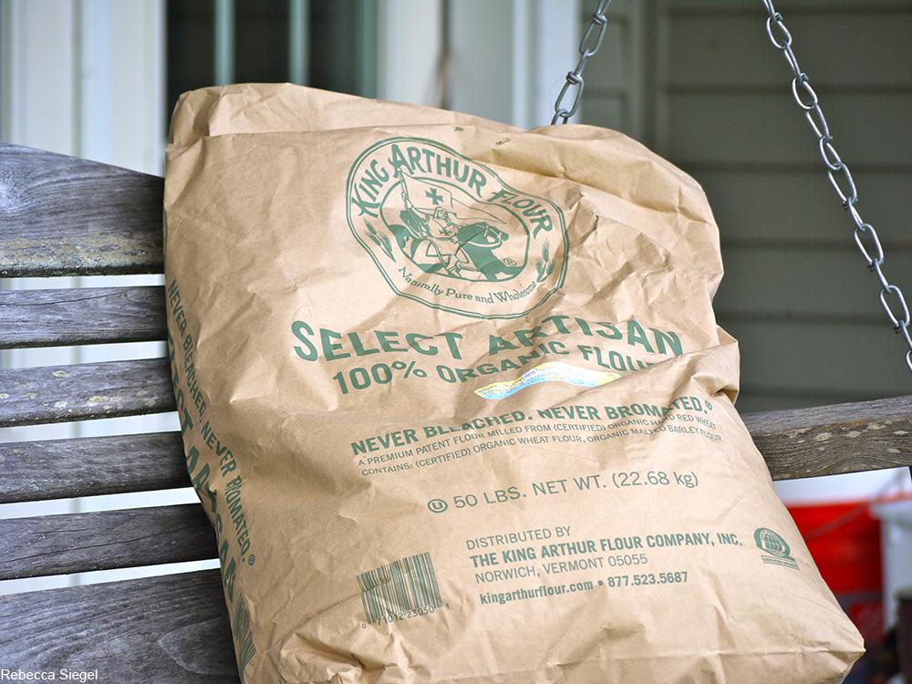 50 lb sack of flour