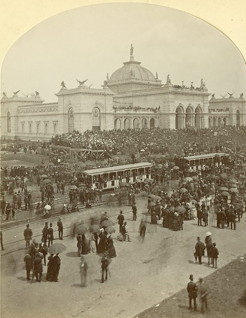 1876 Centennial Exposition in Philadelphia