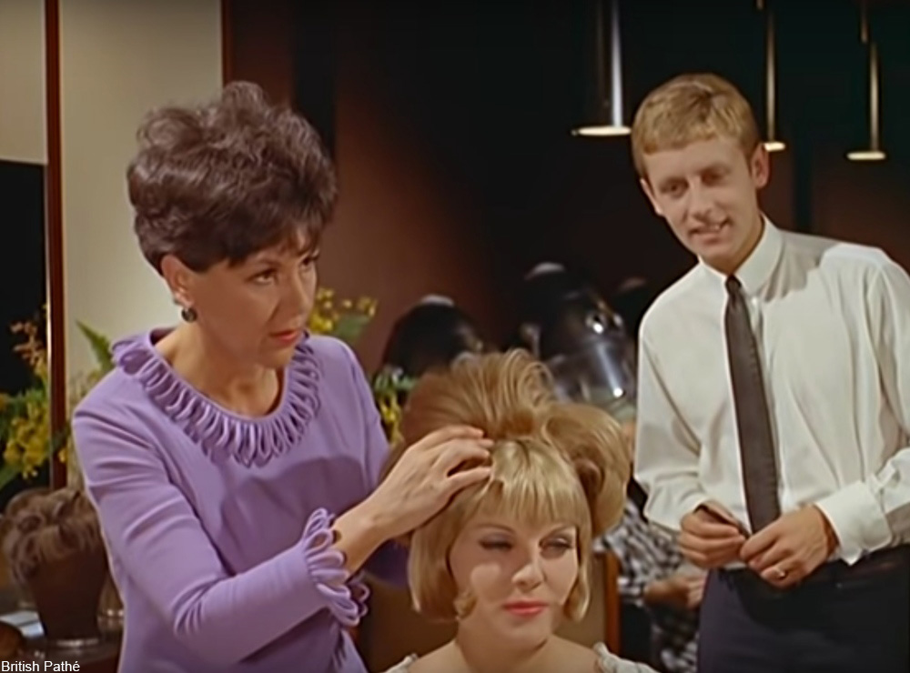 1964 hairstyle