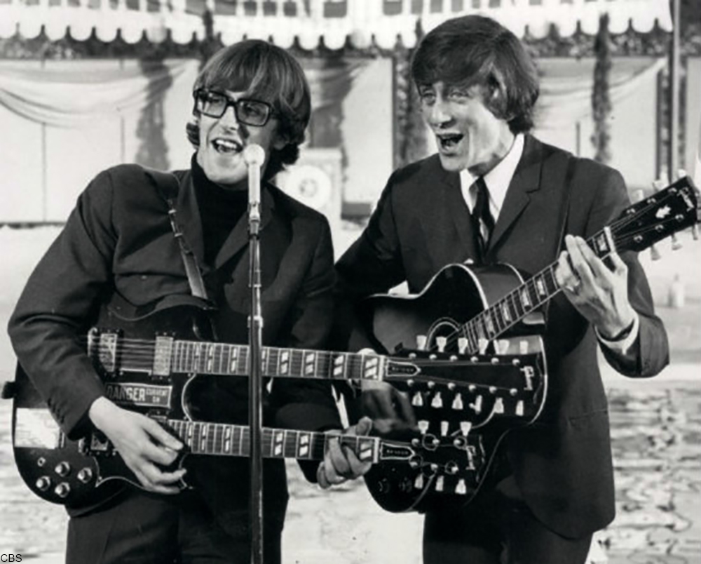 musical act, Chad and Jeremy, 1966