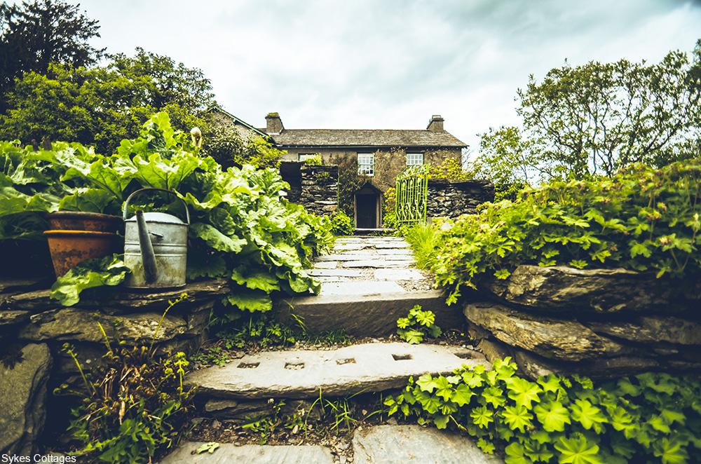 Beatrix Potter Hill Top house, Cumbria