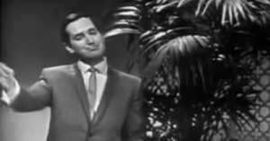 Neil Sedaka on American Bandstand in 1964