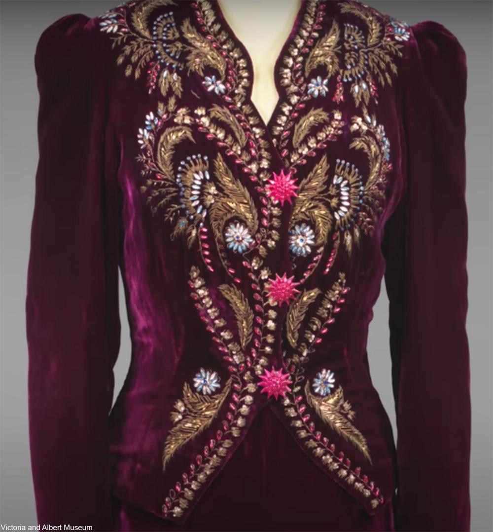 couture designs of Elsa Schiaparelli