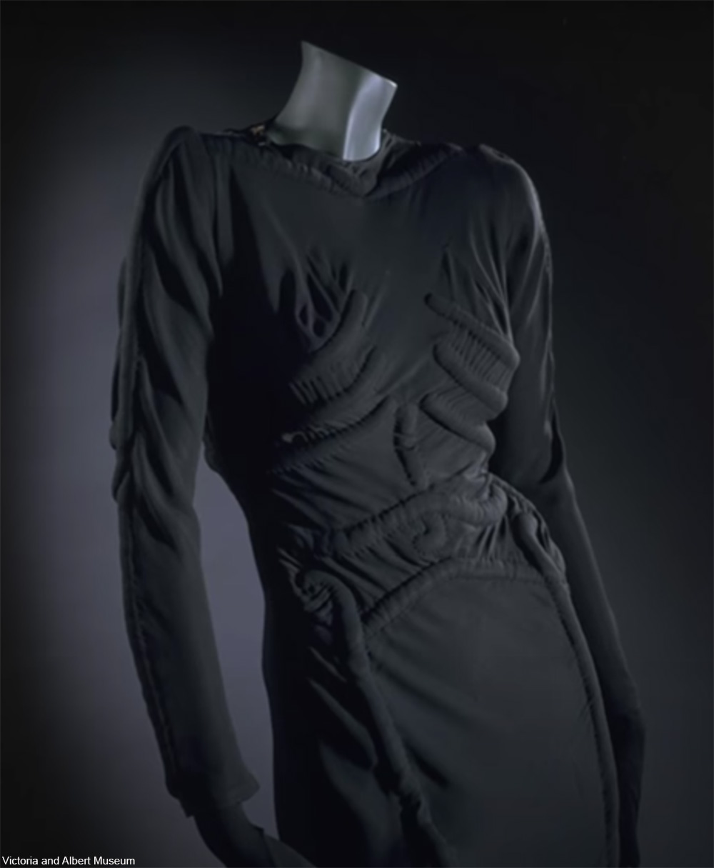 couture designs of Elsa Schiaparelli