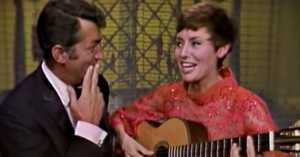 Caterina Velente on The Dean Martin Show