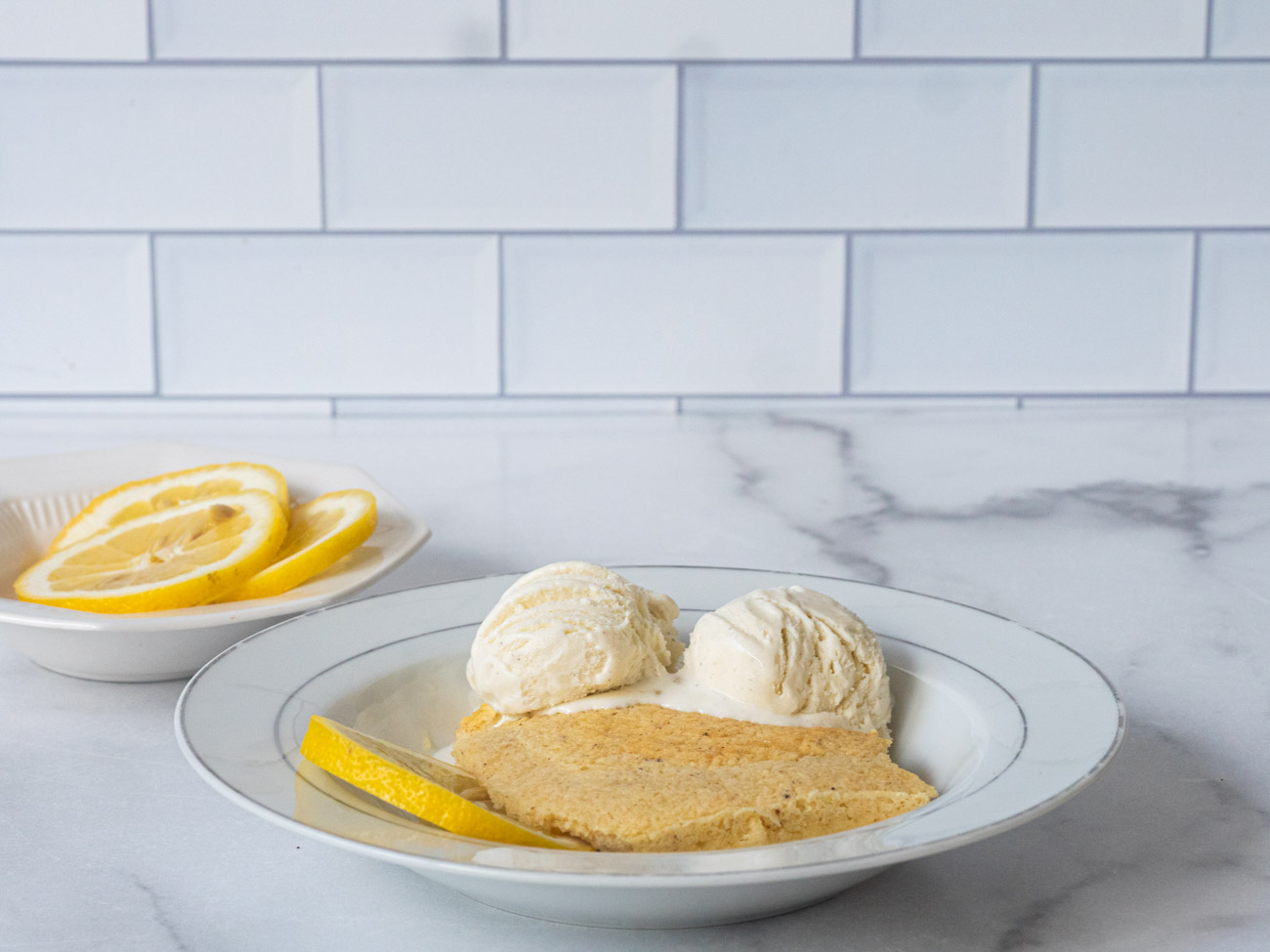 Magic Lemon Pudding