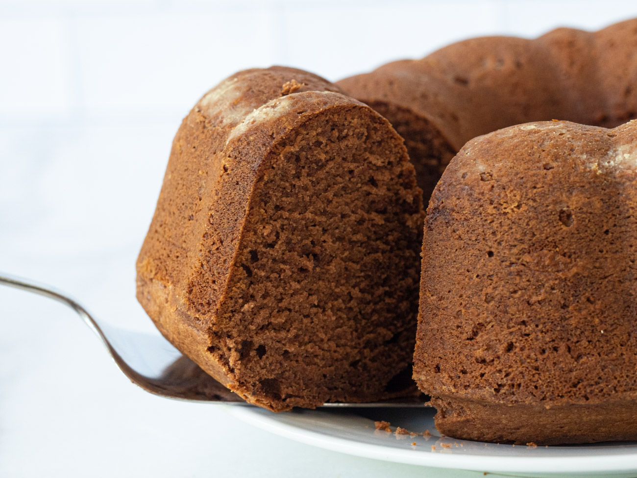 Tennessee Chocolate Pound Cake