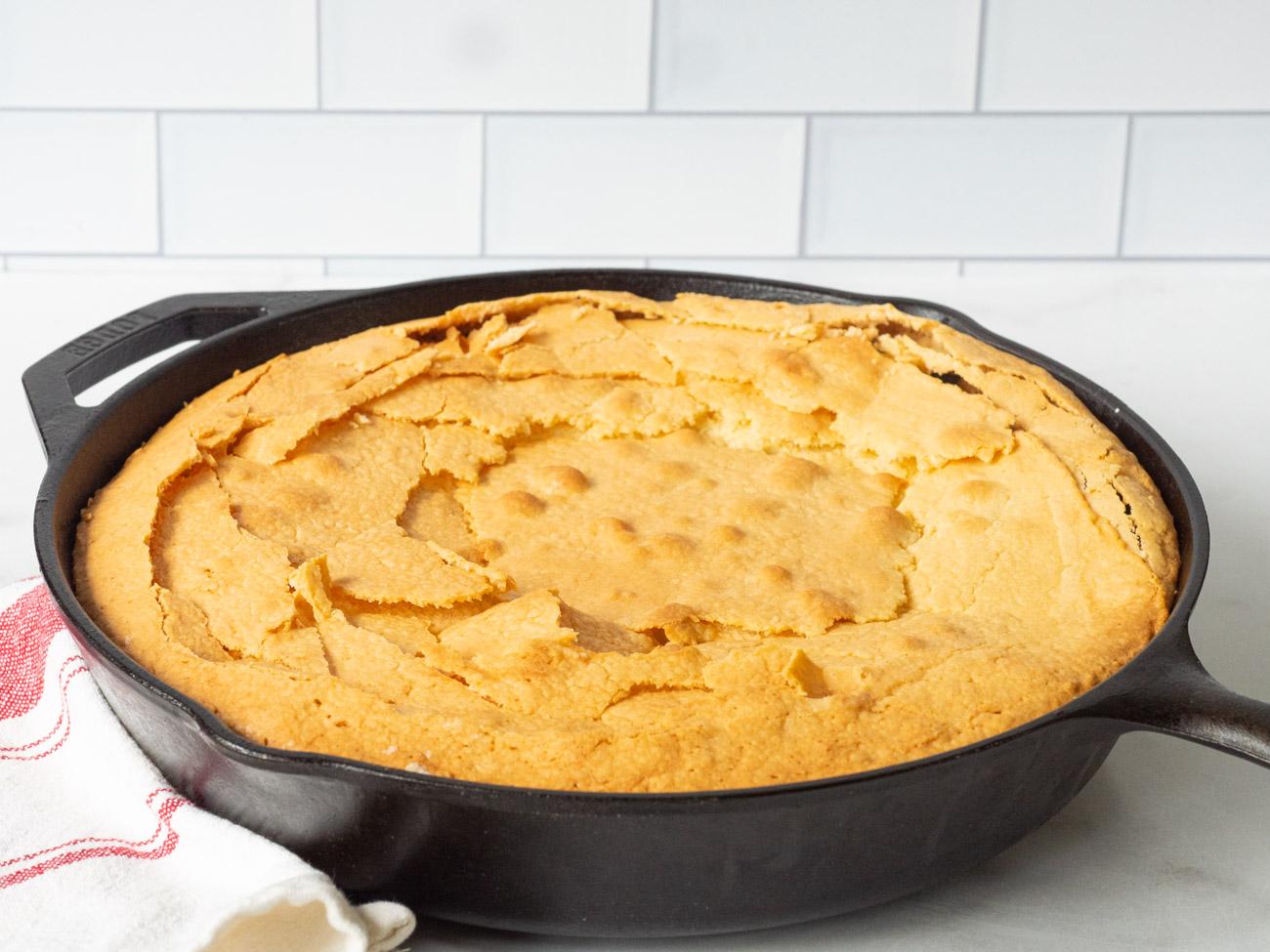 Cast Iron Pound Cake