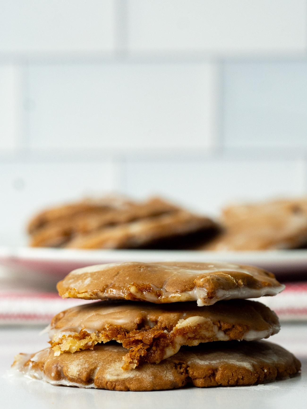 Stone Jar Molasses Cookies