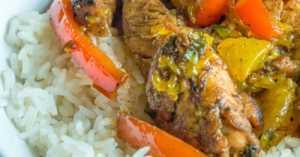 Jerk Chicken Stir Fry