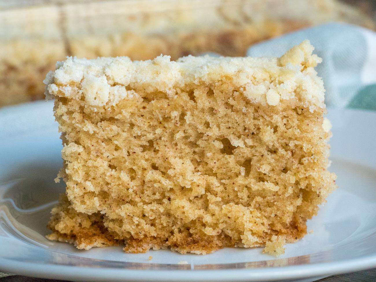 Tillie's Ginger Cake