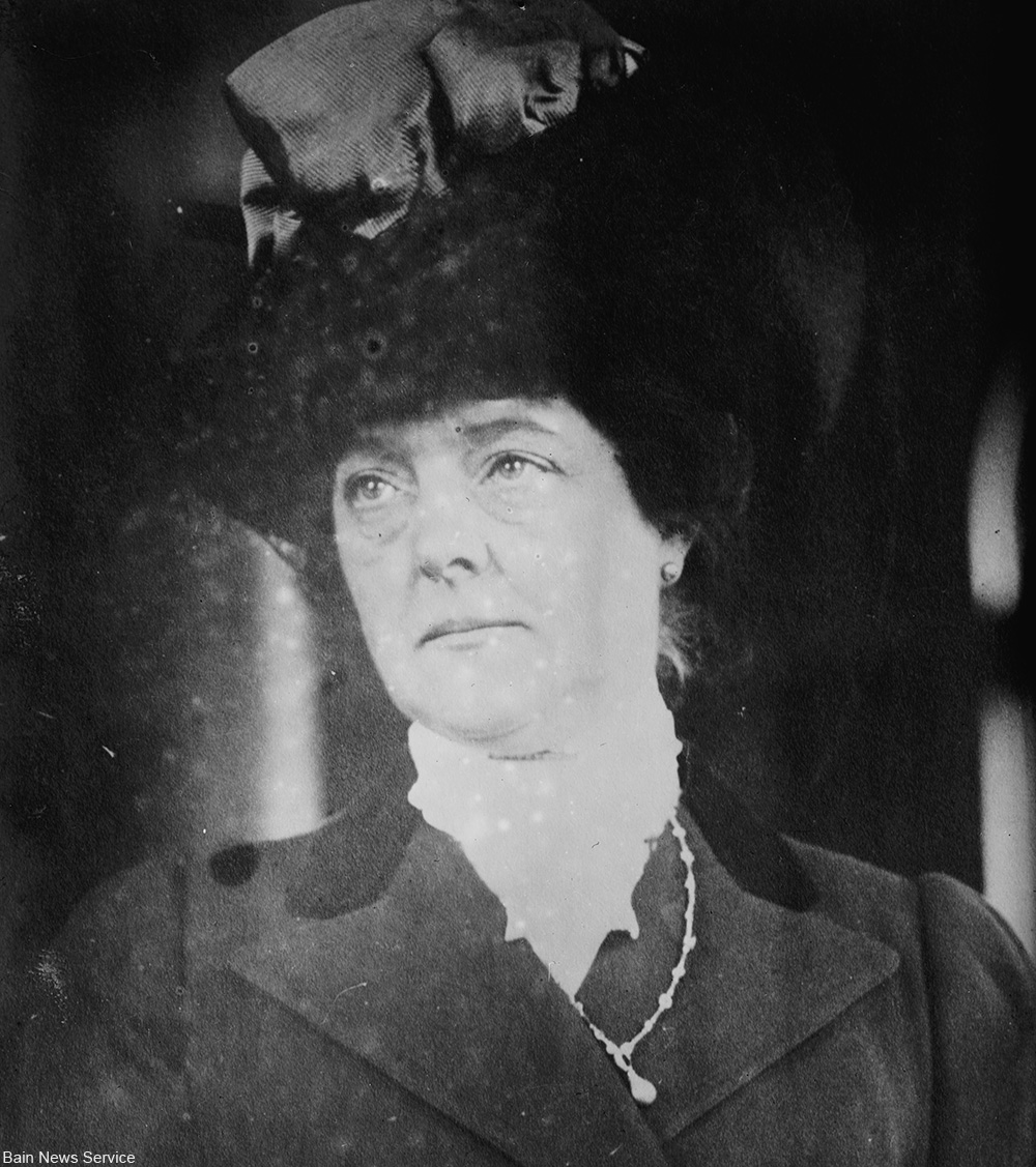 Frances Ellen Work, later known as Mrs. Burke Roche