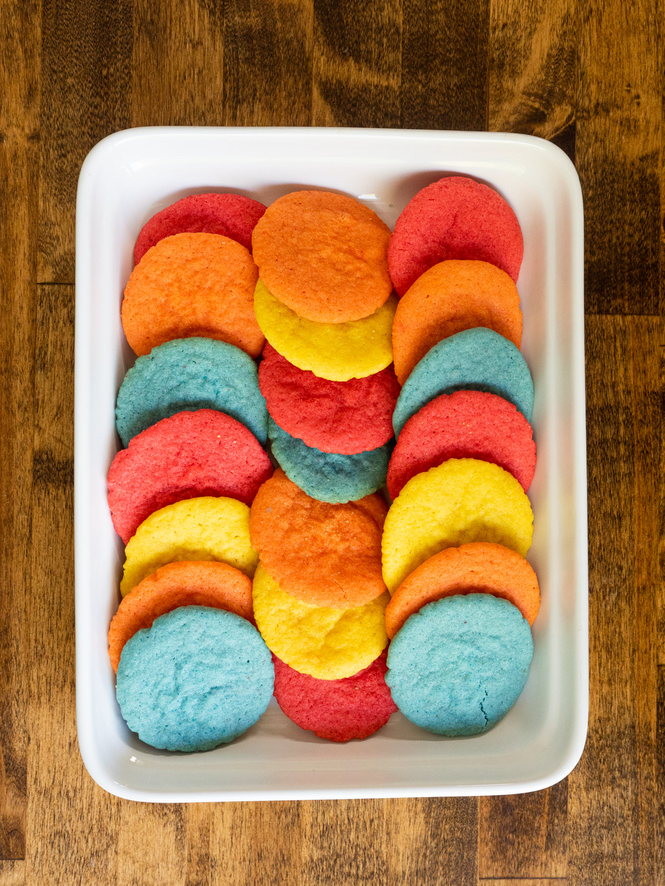 Jello Sugar Cookies