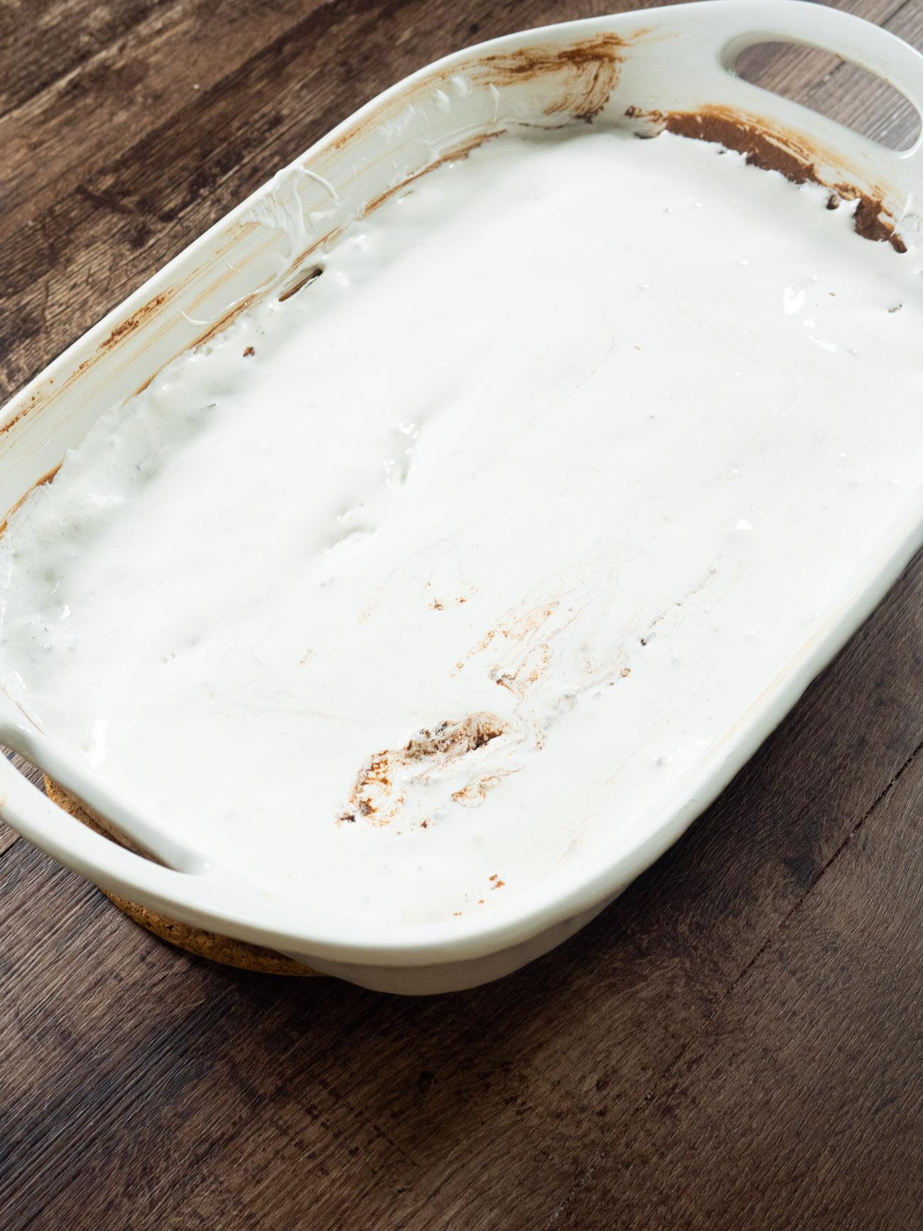 making Louisiana Swamp Cake