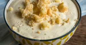 Snickerdoodle Pudding