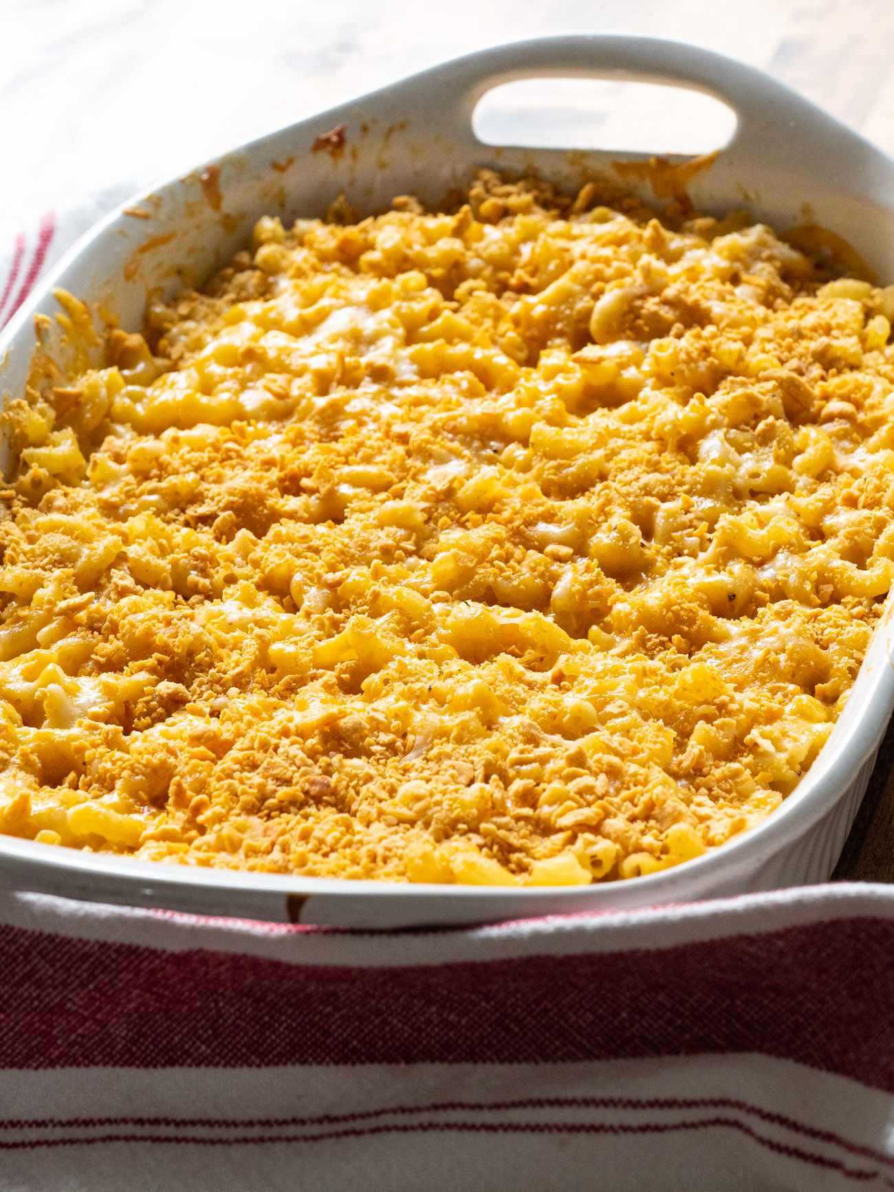 Honey Mac and Cheese