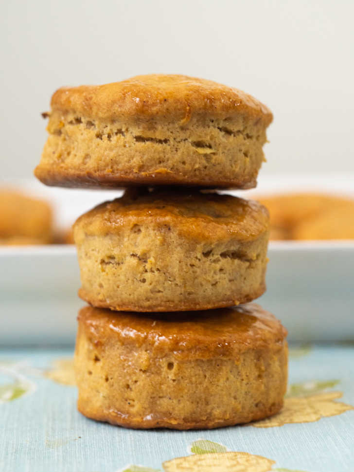 Granny Smith Apple Biscuits 12 Tomatoes
