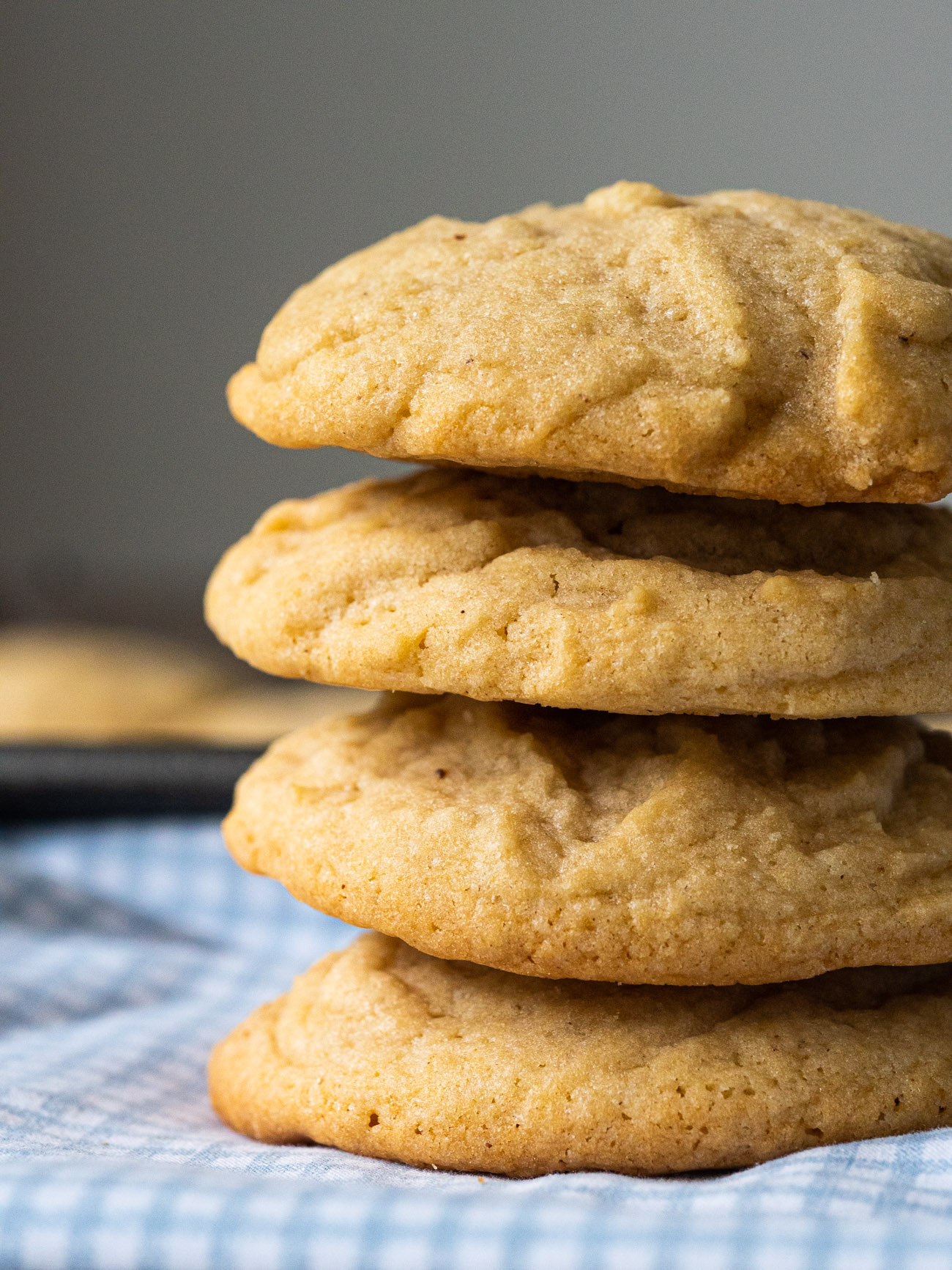 Southern Tea Cake Cookies