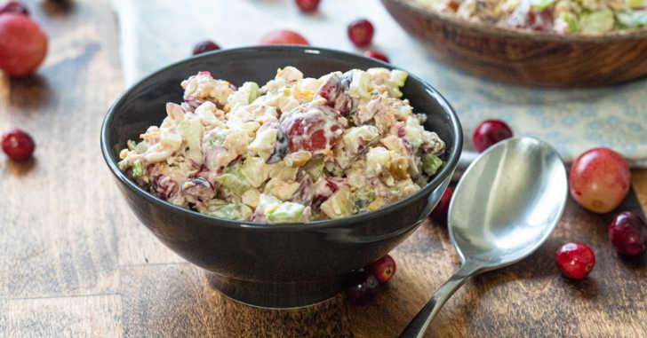 Waldorf Salad Halaal Recipes