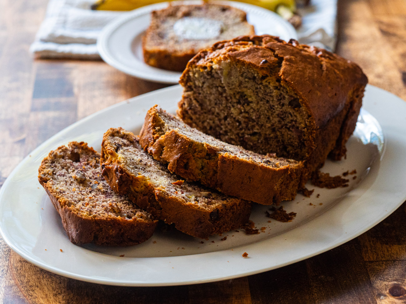 Amy Grant's Banana Bread