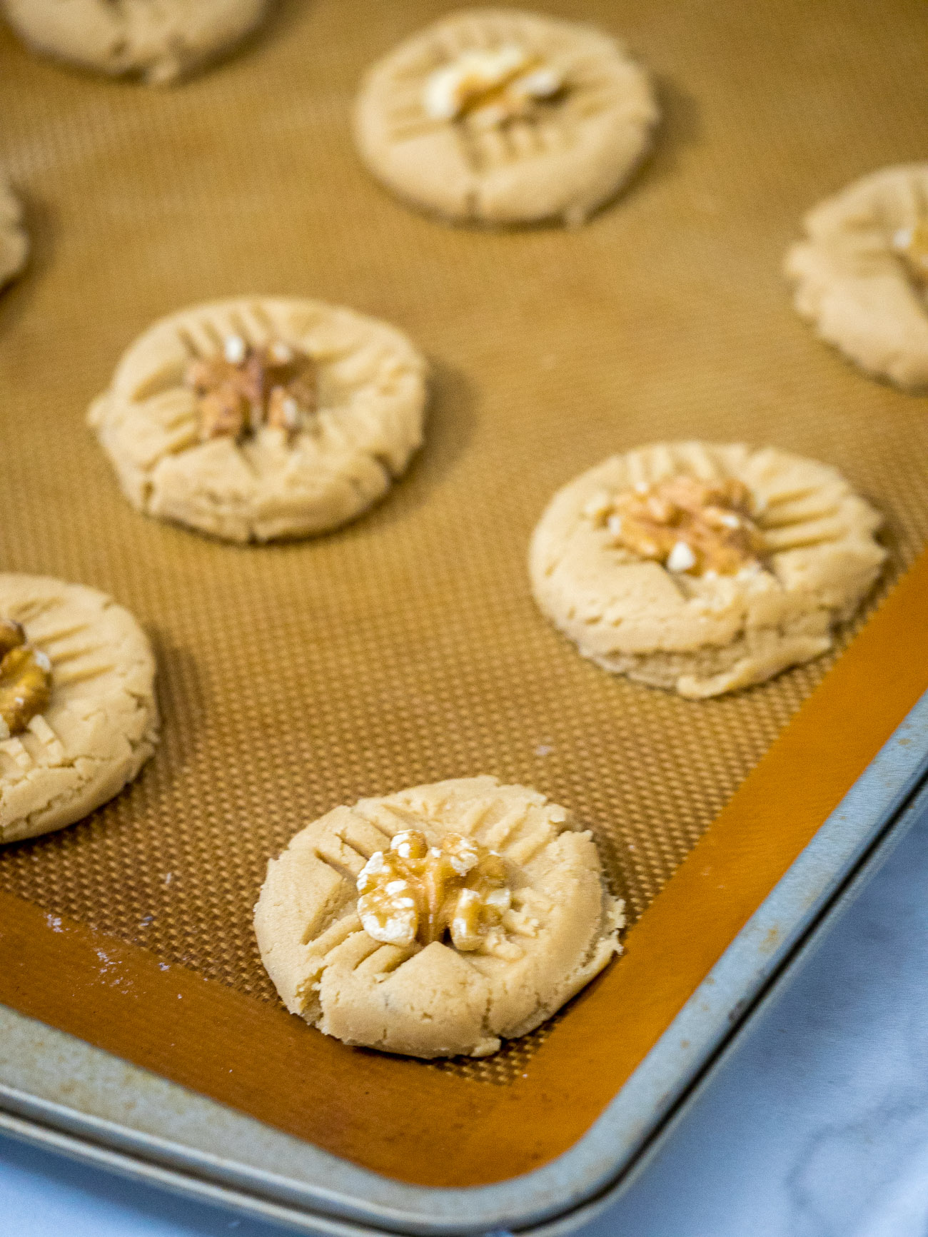 making Alice Cookies