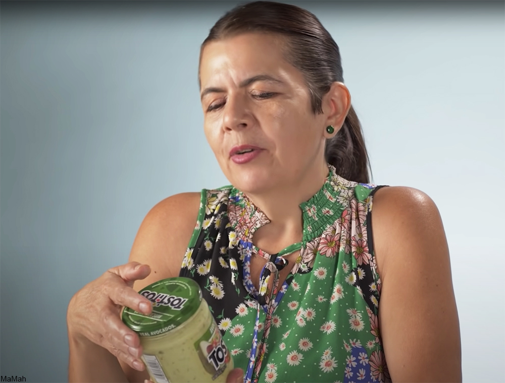 Mexican moms try store bought salsas
