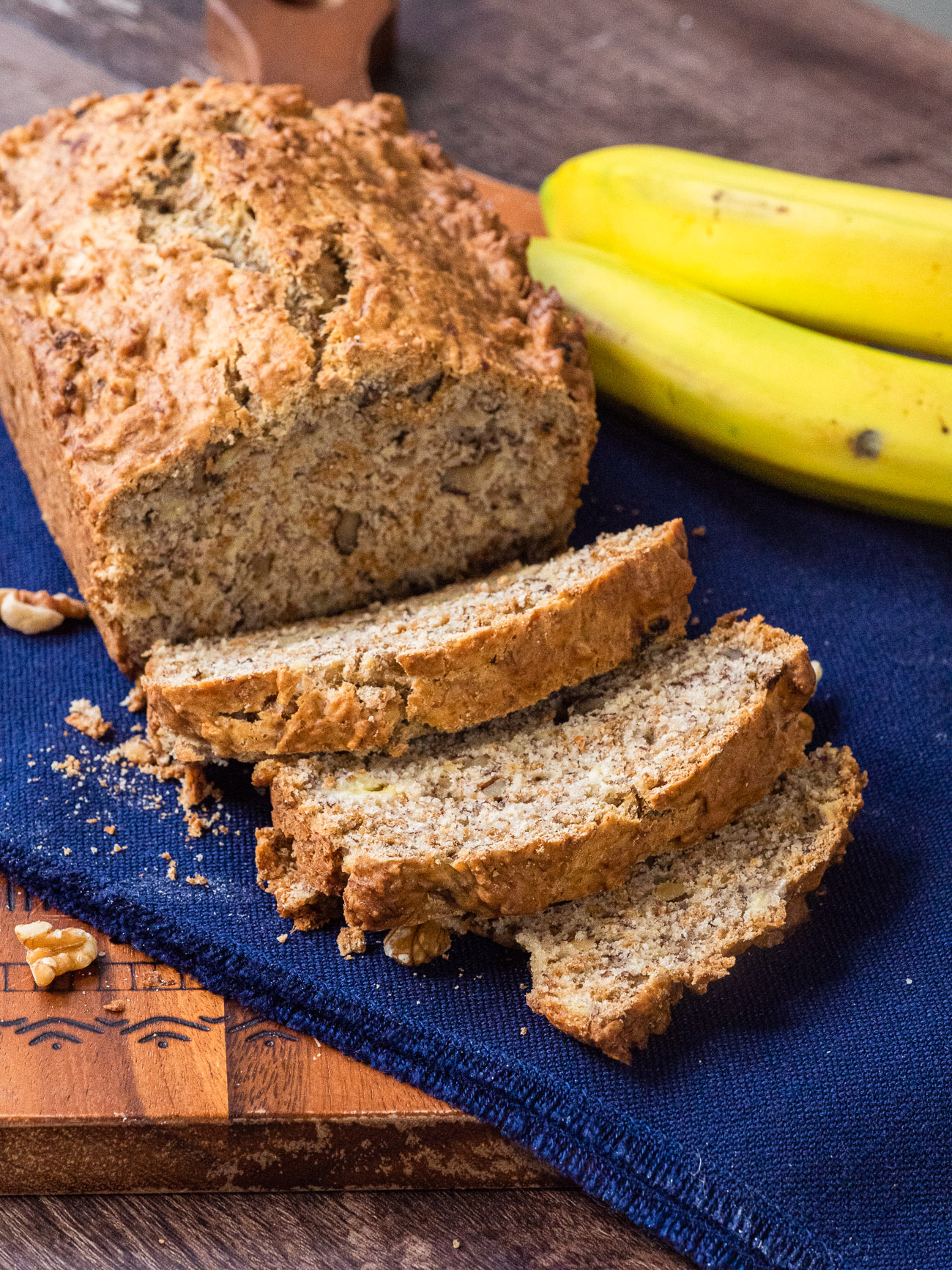 Bran-ana Bread