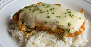 Buffalo Chicken Parmesan